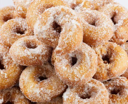 Rosquillas de San Blas Sosoaga