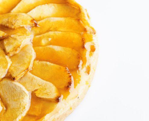 Tarta Manzana Sosoaga