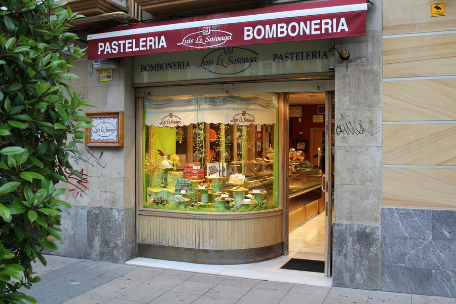 Pastelería Sosoaga Vitoria