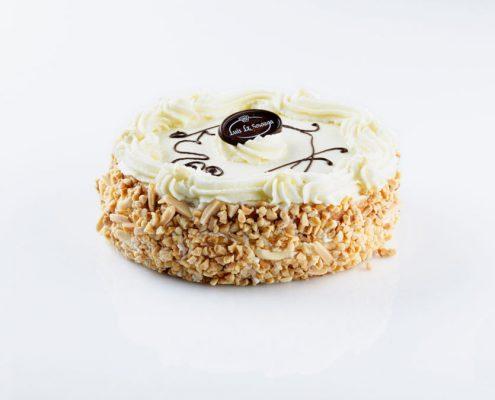 Tarta de bizcocho y nata Sosoaga